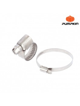 "PUMPKIN 11404 Stainless Steel Hose Clamp 5/8""-1"""