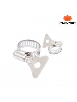 "PUMPKIN 11416 Wing Type Stainless Steel Hose Clamp 5/8""- 1"""