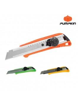 PUMPKIN 12117 Screw Locking Multi-Purpose Knife S/P 18mm