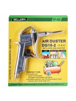 SELLERY 07-322 DG-10-2 Air Duster