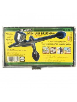 SELLERY 07-330 Mini Air Brush