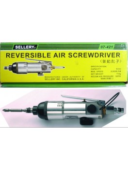SELLERY 07-421 Reversible Air Screwdriver