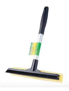 SELLERY 07-617 Sponge & Rubber Squeegee- 8'', (Aluminium Handle)