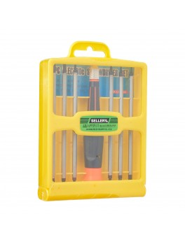SELLERY 11-199 2-Way Electronic Screwdriver Set