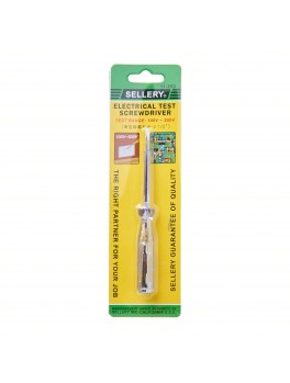 SELLERY 11-253 Electrical Test Screwdriver- 100 - 500V