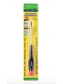 SELLERY 11-930 Precision Screwdriver- Phillips #00