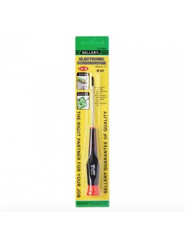 SELLERY 11-931 Precision Screwdriver- Phillips #0
