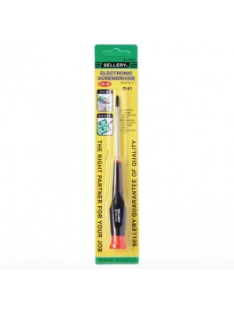 SELLERY 11-932 Precision Screwdriver- Phillips #1