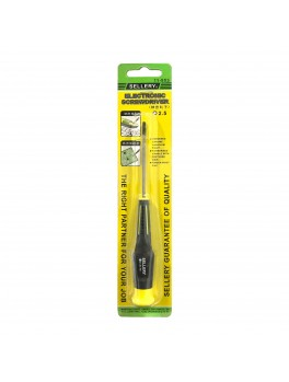 SELLERY 11-953 Precision Screwdriver- Hex 2.5mm