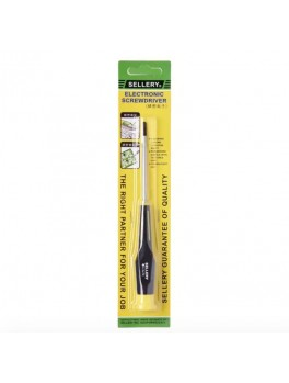 SELLERY 11-954 Precision Screwdriver, Hex 3.0mm
