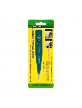 SELLERY 11-972 Electrical Test Pen (12V - 250V)