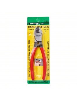 """SELLERY 15-216 Cable Cutter 6"""""""