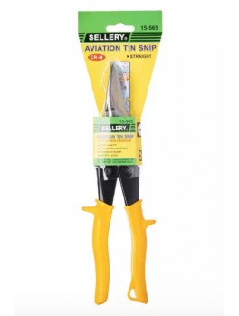 SELLERY 15-565 Aviation Snip - Straight 10""