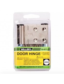 SELLERY 16-671 Steel Door Hinges