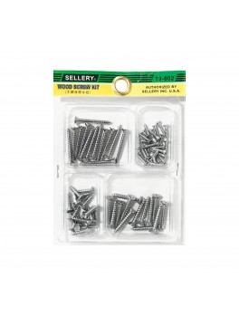 SELLERY 19-002  Wood Screw Kit