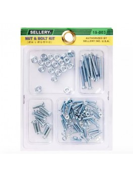 SELLERY 19-003 Nut & Bolt Kit