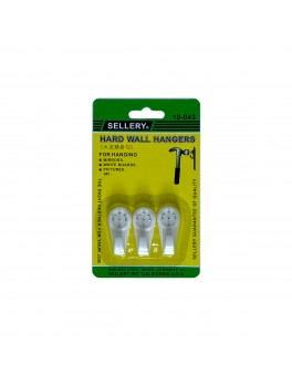 SELLERY 19-043 Hard Wall Hangers- 40mm