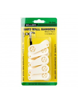 SELLERY 19-044 Hard Wall Hangers- 50mm