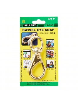 SELLERY 19-108 Swivel Eye Snap