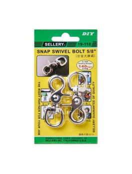 SELLERY 19-118 Snap Swivel Bolt 5/8""