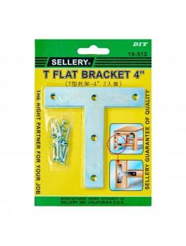 """SELLERY 19-512 T-Flat Bracket-4"""""""