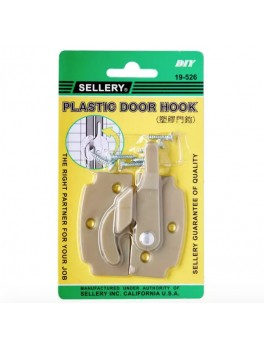 SELLERY 19-526 Door Hook 3.5""