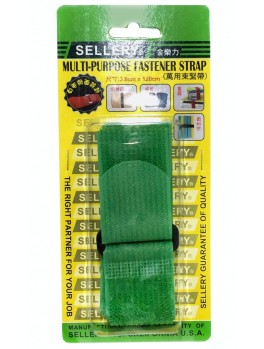 SELLERY 19-910 Multi-Purpose Fastener Strap - Green