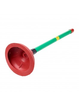 "SELLERY 20-203 Toilet Plunger, Handle: 16.5"", Diameter: 5"" - Single"