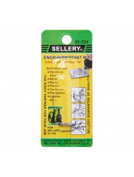 SELLERY 21-721 Carbide Engraver Point