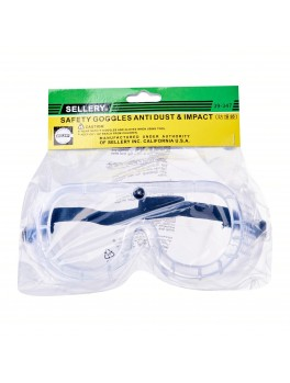 SELLERY 39-347 Safety Goggles (Anti Dust & Impact)
