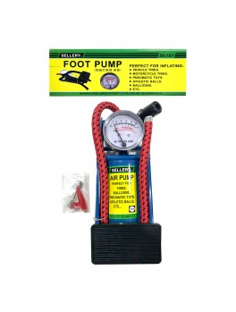 SELLERY 56-707 Foot Pump - Single, 100lbs / 7kg