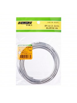 SELLERY 59-173 Aluminium Wire, Size: 2.0mmx22Ft