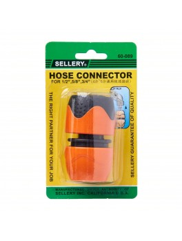 SELLERY 60-089 Hose Connector for 1/2