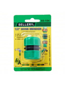 "SELLERY 60-104 Hose Mender (for 1/2"" I.D.Hose)"