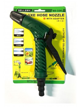 "SELLERY 60-336 Hose Nozzle, Length: 6"", O.D: 3/4"""