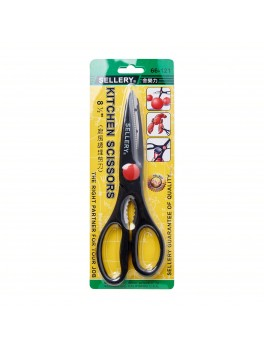 SELLERY 66-121 Kitchen Scissors, Length: 8""