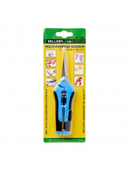 SELLERY 66-124 Garden Shears, Length: 6.1/2""
