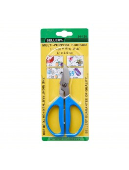 "SELLERY 66-126 Multi Purpose Scissors, 6""x2.5mm"
