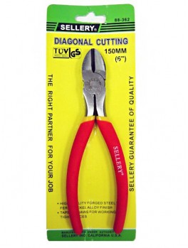 SELLERY 88-362 Diagonal Cutting Pliers 6""