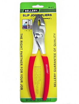SELLERY 88-477 Slip-Joint Pliers 8""