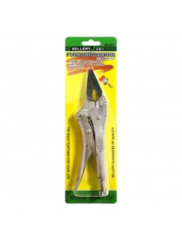 SELLERY 88-831 Long Nose Locking Pliers - Long Nose Jaw 9""