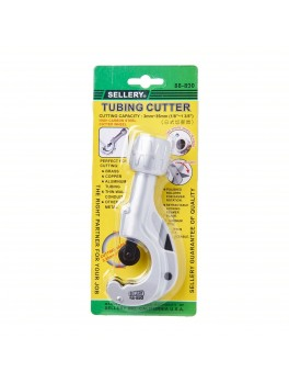 "SELLERY 88-890 Tubing Cutter, Cutting Capacity: 1/8"" - 1.3/8"""