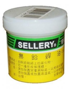 SELLERY 96-701 Soldeing Paste 25gm