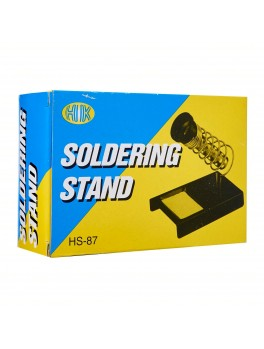 SELLERY 96-708 Soldering Stand (with Replaceable Pad for Cleaning Iron Tip)