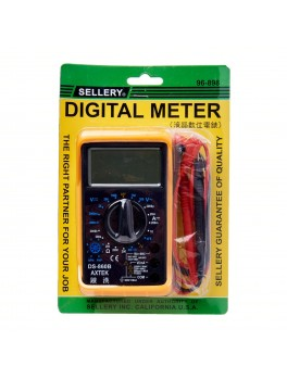 SELLERY 96-898 Digital Meter