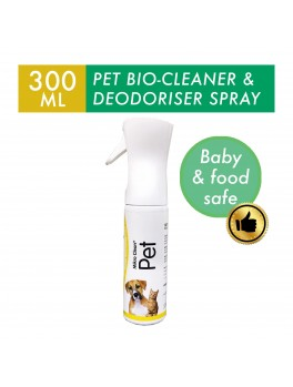 VRM Mikro Clean Pet FLARISOL Spray Bottle 300ml