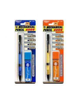 YAMAYO YM-173 2B  Mechanical Pencil + 2.0 Lead Refill