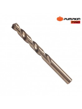 "PUMPKIN 15310 M35 Cobalt Hss Straight Shank Drill Bits 3/16"" (4.76mm)"