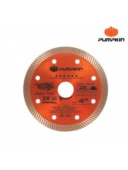 """PUMPKIN 22304 Super Thin Diamonde Saw Blade 4"""""""