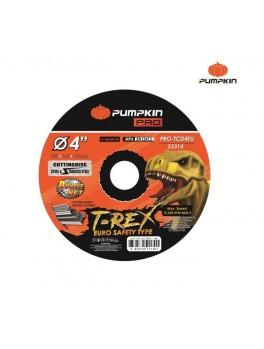 PUMPKIN 23314 Flat Cut-Off Wheel 4